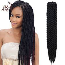crochet braids hair mambo twist crochet braids hair 16 inch senegalese