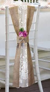 Burlap Chair Sash Rustic Wedding Chair Rustic Wedding Rustic Wedding Chair