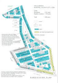 villa donna subdivision u2013 reducto u0027s property