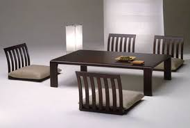Japanese Style Home Interior Design Japanese Style Dining Table 285