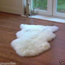 Washable Sheepskin Rug Double Sheepskin Rug Ebay