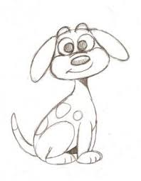 the 25 best dog drawing easy ideas on pinterest dog drawing