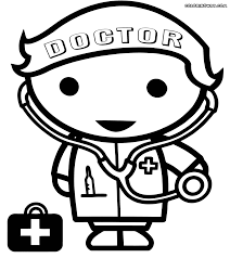 17 free pictures doctor coloring pages temoon coloring