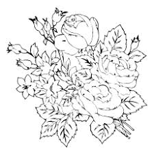 25 free printable beautiful rose coloring pages kids