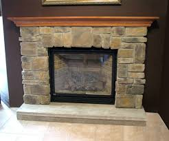 sophisticated wood fireplace rustic mantle california wood