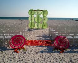 inspiration ideas beach wedding decorations ideas with wedding