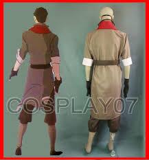 Korra Halloween Costume Avatar Legend Korra Mako Cosplay Costume Halloween