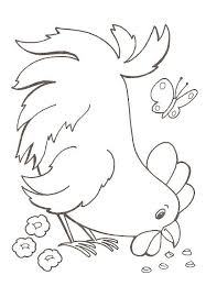 75 animals coloring pages images