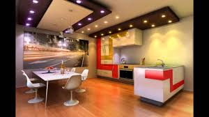 living room with a small kitchen comfortable home design indian