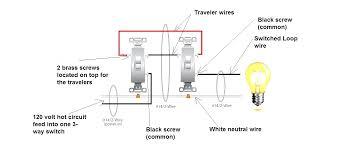 wiring diagrams single pole light switch three way stuning