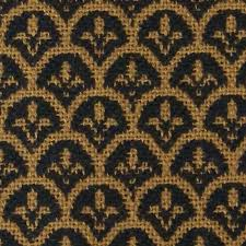 Black And Gold Upholstery Fabric Traditional Upholstery Fabric Dunroven House