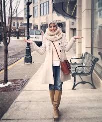 elegant hijab street styles u2013 just trendy girls