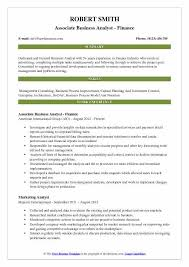 Business Analyst Finance Domain Resume Oracle Business Analyst Fascinating Business Analyst Finance