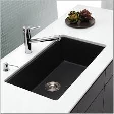 Kitchen Sink Black Undermount Sink Black Home Design Ideas And Pictures