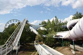 Six Flags Nyc Daily Coaster Alpine Bobsled Imgur