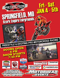 monster truck show springfield mo two big events at ozark empire fairgrounds this weekend