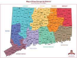 Map Of The Hamptons Connecticut Association Of Public Superintendents Capss