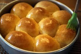 thanksgiving soft and buttery sweet potato dinner rolls