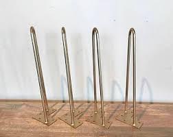 Brass Coffee Table Legs Brass Table Legs Etsy