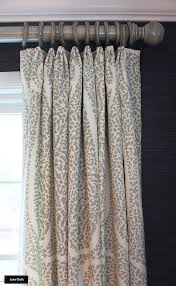 window treatment draperies