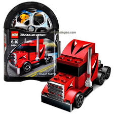 lego racers truck lego year 2006 racers series tiny turbos car set 8664 rig