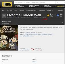reddit crawler overthegardenwall
