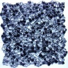 Cheap Glass Tiles For Kitchen Backsplashes Online Get Cheap Black Glass Mosaic Tile Aliexpress Com Alibaba