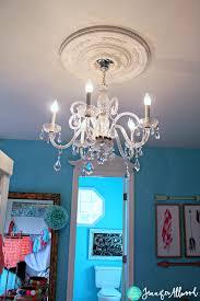 blue girls bedroom jennifer allwood light fixture the magic