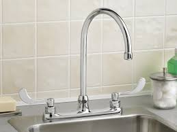 Kitchen Pull Down Faucet Reviews Faucet Delta Single Handle Kitchen Faucet Spring Pull Down