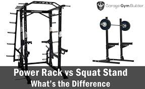 Bench Press Safety Stands Power Rack Vs Squat Stand Which One Should I Get