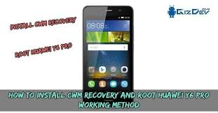 cwm recovery apk how to install cwm recovery and root huawei y6 pro working method