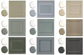 gray kitchen cabinet paint colors 2021 kitchen cabinet paint color trends porch daydreamer