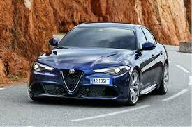 updated alfa romeo giulia quadrifoglio 2016 first drive cars