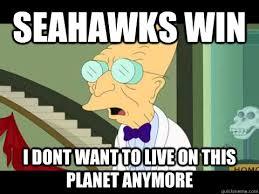 Seahawks Win Meme - seahawks suck ass memes quickmeme