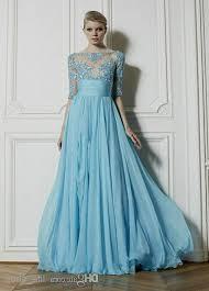 light blue wedding dresses light blue wedding dress with sleeves naf dresses