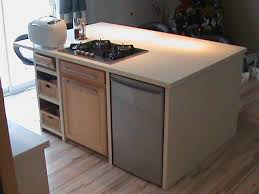 faire un meuble de cuisine fabriquer meuble cuisine soi meme faire un en bois a etageres