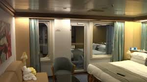 carnival magic stateroom 11205 cloud 9 spa suite room youtube