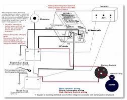 12v battery isolator wiring diagram dual battery isolator wiring
