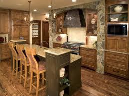 traditional kitchen designs kitchen nice rustic traditional kitchen design with wood texture