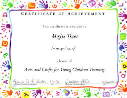 22 free printable certificate templates for kids 25 best ideas