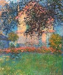 Artist House by The Artist U0027s House In Argenteuil 1876 Claude Monet Wikiart Org