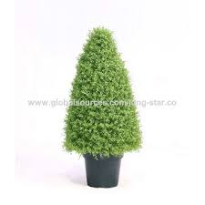 Artificial Topiaries - china outdoor artificial topiary trees for home decoration on