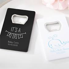 personalized bottle opener favor personalized baby shower bottle opener practical baby shower