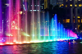 submersible led fountain lights led pond light fountain light dmx compatible color changing rgb