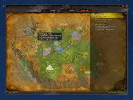 World Of Warcraft Map Questmymap Map Coords Compasses World Of Warcraft Addons