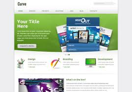Curve Responsive Html5 Template Html5xcss3 Themes Templates