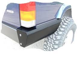 jeep cherokee rear bumper xj 97 01 steel end caps tomken