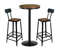 High Bar Table Set Best Tall Bar Table And Chairs Sets Manly Homestead