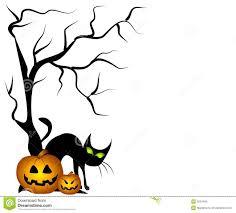 halloween trees clip art 54