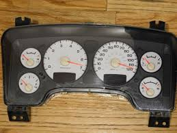 2003 Dodge 3500 Truck Parts - used dodge ram 3500 instrument clusters for sale